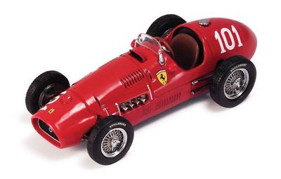 """Ferrari 500 F2 """"1º GP Nurburgring"""" nº 101 Alberto Ascari (1952) Ixo 1/43"""