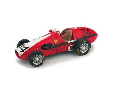 "Ferrari 500 F2 ""GP. Alemania"" nº 34 Kurt Adolf (1953) Brumm 1/43"