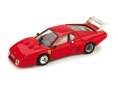 """Ferrari 512BB LM """"Prototipo"""" (1979) Brumm 1/43"""