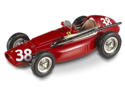 """Ferrari 553 F1 Supersqualo """"1º GP. España"""" Mike Hawthorn (1954) Hot Wheels 1/43"""