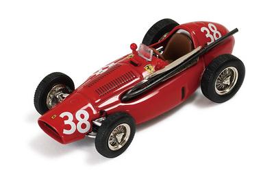 "Ferrari 553 F1 Supersqualo ""1º GP. España"" nº 38 Mike Hawthron (1954) Ixo 1/43"