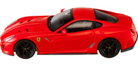 Ferrari 599 GTO (2010) Hot Wheels 1/43