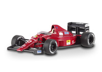 "Ferrari 640 ""GP. Hungría"" nº 27 Nigel Mansell (1989) Hot Wheels 1:43"