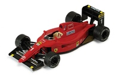 "Ferrari 641 / F190 ""1º GP Francia"" nº 1 Alain Prost (1990) Ixo 1/43"