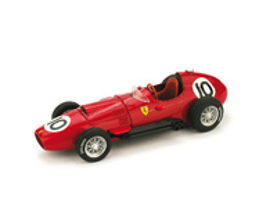 "Ferrari 801 ""GP. Gran Bretaña"" nº 10 Mike Hawthorn (1957) Brumm 1/43"