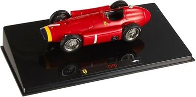 "Ferrari D50 ""GP. Gran Bretaña"" nº 1 Juan Manuel Fangio (1956) Hot Wheels P9947 1/43"