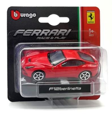 Ferrari F12 Berlinetta (2012) Bburago 1/64