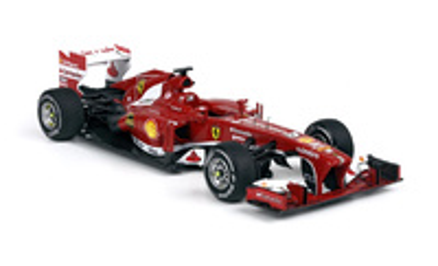 "Ferrari F138 ""GP Italia"" Fernando Alonso (2013) BBR 1:43"