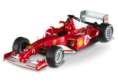 "Ferrari F2002 ""GP Canadá"" nº 1 Michael Schumacher (2002) Hot Wheels 1/43"