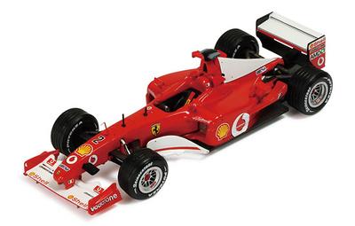 "Ferrari F2002 ""GP. Alemania"" nº 2  Rubens Barrichello (2002) Ixo 1/43"