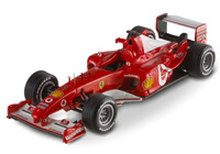 "Ferrari F2003GA ""GP. Italia"" nº 1  Michael Schumacher (2003) Hot Wheels 1/43"