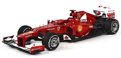 "Ferrari F2012 ""1º GP. Alemania"" nº 5 Fernando Alonso (2012) BBR 1:43"