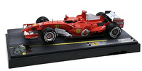 "Ferrari F248 ""GP. China"" nº 5 Michael Schumacher (2006) Hot Wheels 1/18"