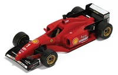 "Ferrari F310 ""1º GP. España"" nº 1 Michael Schumacher (1996) Ixo 1/43"