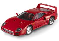 Ferrari F40 (1987) Hot Wheels 1/43