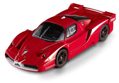 Ferrari FXX Evoluzione (2009) Hot Wheel Elite 1/43