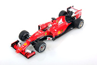 "Ferrari SF15-T ""GP. Bélgica"" nº 5 Sebastian Vettel (2015) Look Smart 1/43"