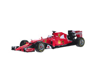 Ferrari SF15-T nº 5 Sebastian Vettel (2015) Bburago 1:18