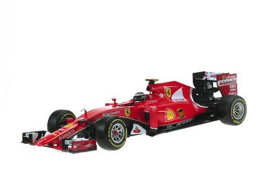 Ferrari SF15-T nº 7 Kimi Räikkönen (2015) Bburago 1:18
