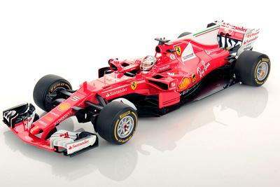 "Ferrari SF70H ""1º GP. Australia"" nº 5 Sebastian Vettel (2017) Look Smart 1/18"