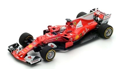 "Ferrari SF70H ""GP. Australia"" nº 5 Sebastian Vettel (2017) Look Smart 1/43"