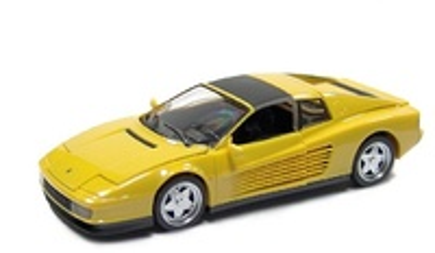 Ferrari Testa Rossa (1984) Herpa 1/43