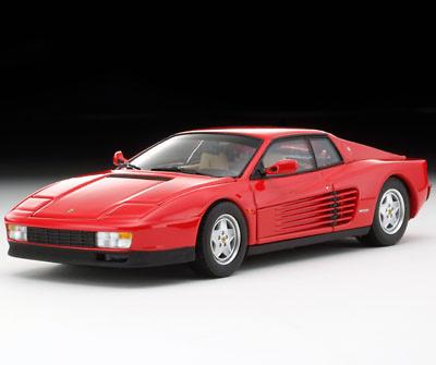 Ferrari Testa Rossa -Latter term type- (1990) Kyosho 1/43