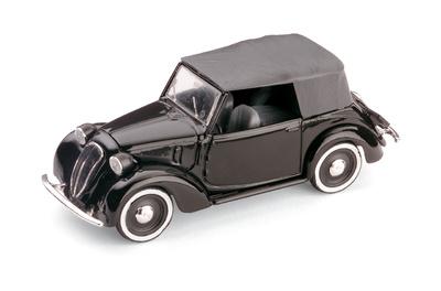 Fiat 1100 -508C- Capota Cerrada (1940) Brumm 1/43