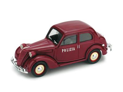 "Fiat 1100E ""Polizia Stradale"" (1950) Brumm 1/43"
