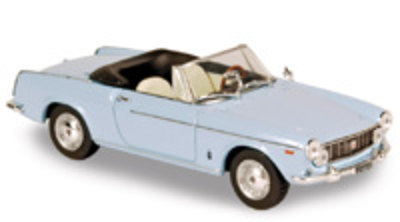 Fiat 1600 S Cabriolet (1963) Norev 1/43