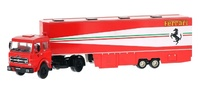Fiat 170 Transporte Oficial Ferrari (1976) Old Cars 1/43