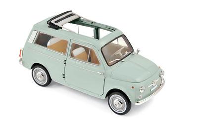 Fiat 500 Giardiniera (1960) Norev 1:18
