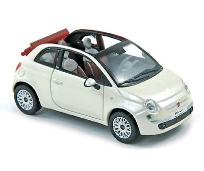 Fiat 500C (2009) Norev 1/43