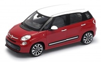 Fiat 500L (2013) Welly 1:24