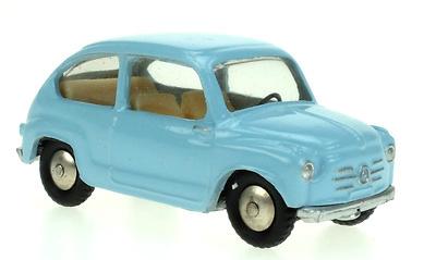 Fiat 600 (1955) Scott 1/50