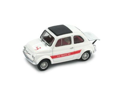 "Fiat Abarth 695SS ""Assetto Corsa"" (1968) Brumm 1/43"