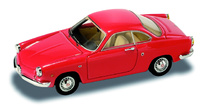 "Fiat Abarth 850 Coupé (1959) ""Luxb"" Starline 1/43"