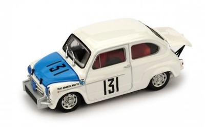 "Fiat Abarth 850TC ""Copa Carri, Monza"" nº 131 Franzoni (1965) Brumm 1/43"