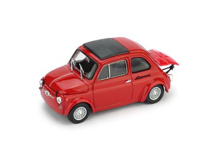 """Fiat Giannini 590GT """"Vallelunga"""" (1969) Brumm 1/43"""