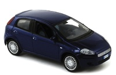 Fiat Grande Punto 5P. (2005) Norev 1/43