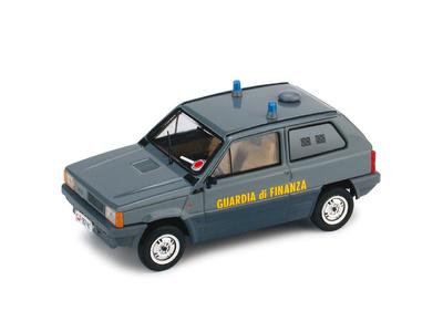 "Fiat Panda 45 ""Guarda di Finanza - Grupo Canino"" (1980) Brumm 1/43"