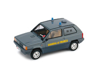 "Fiat Panda 45 ""Guarda di Finanza - Grupo Canino"" (1980) Brumm R396B 1/43"