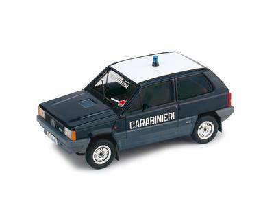 """Fiat Panda 4x4 """"Carabinieri"""" (1983) Brumm 1/43"""