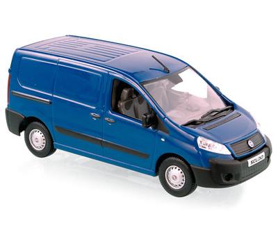 Fiat Scudo Cerrada (2006) Norev 1/43