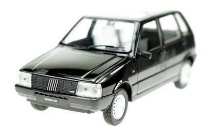 Fiat Uno 55 S (1983) Atlas 1:24