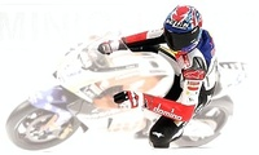 Figura Casey Stoner Pilotando MotoGP (2006) Minichamps 1/12