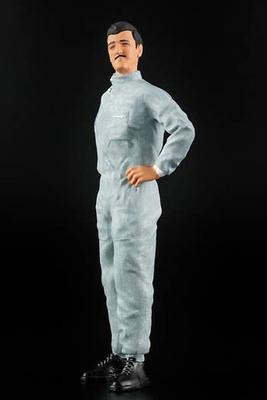 Figura Graham Hill Figurenmanufaktur 1:43