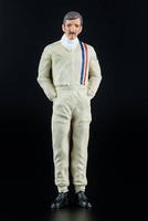 Figura Jo Siffert Figurenmanufaktur 1:43