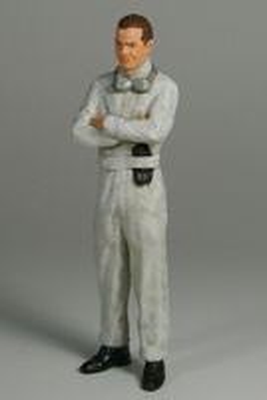 Figura Rudolf Caracciola Figurenmanufaktur 1:18