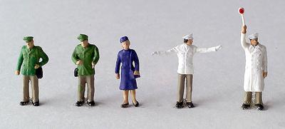 Figuras de Policias Vollmer 1/87